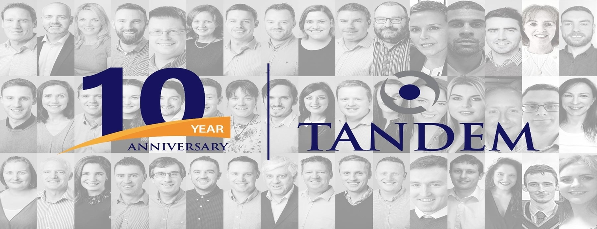 Tandem celebrates its 10 Year Anniversary!