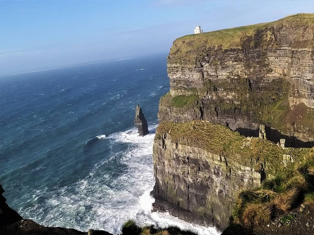 """""""The Cliffs Of Moher"""" by Michael Wheeler"""