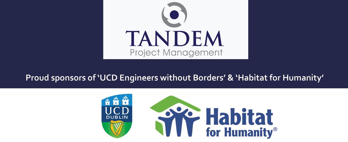 UCD Habitat for Humanity Event