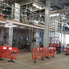 Sanofi Waterford - Sterile Filling Suite - Tandem Project Management