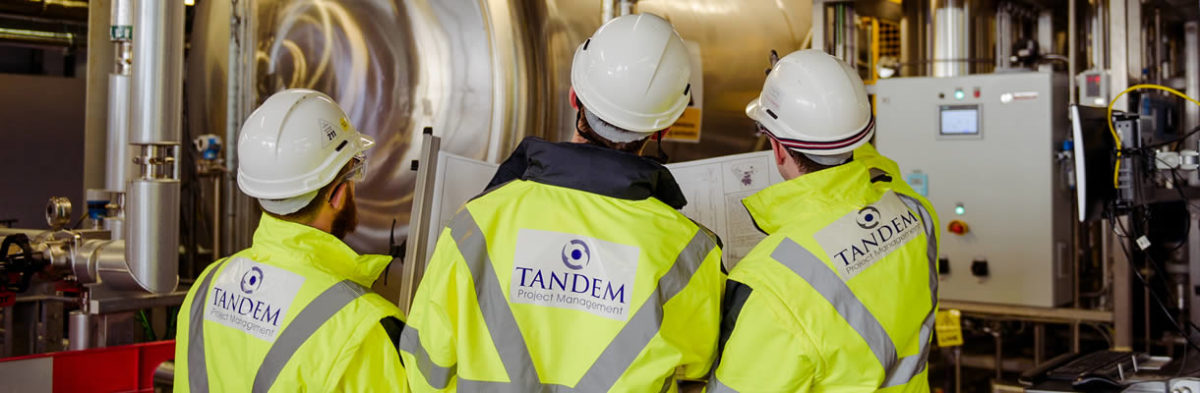 Commissioning, Qualification and Validation from Tandem Project Management