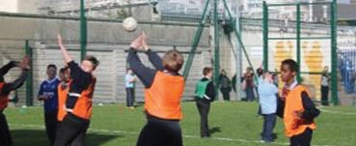 Playground Refurbishment for Mount Sion School