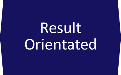 Result Orientated